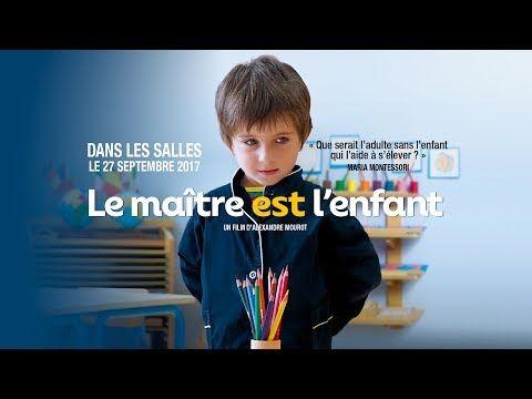 L\'école Montessori vue de l\'intérieur : un film aux images magiques ...