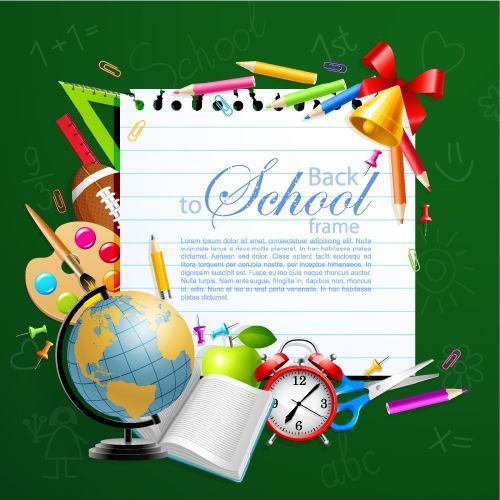 shutterstock pictures | Back To School I - Shutterstock 51xEPS