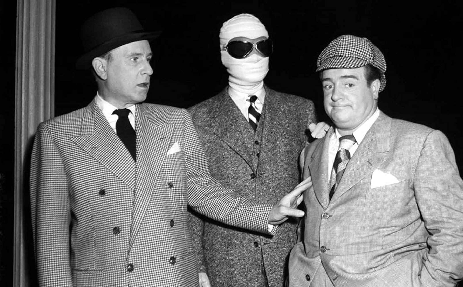 Abbott And Costello Meet The Invisible Man Abbott Costello Meet The Invisible Man 1951 In 2020 Abbott And Costello Invisible Man Funny Scary Movies