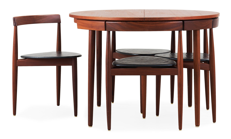 Hans Olsen Dining Table Mid Century Dining Table Teak Dining