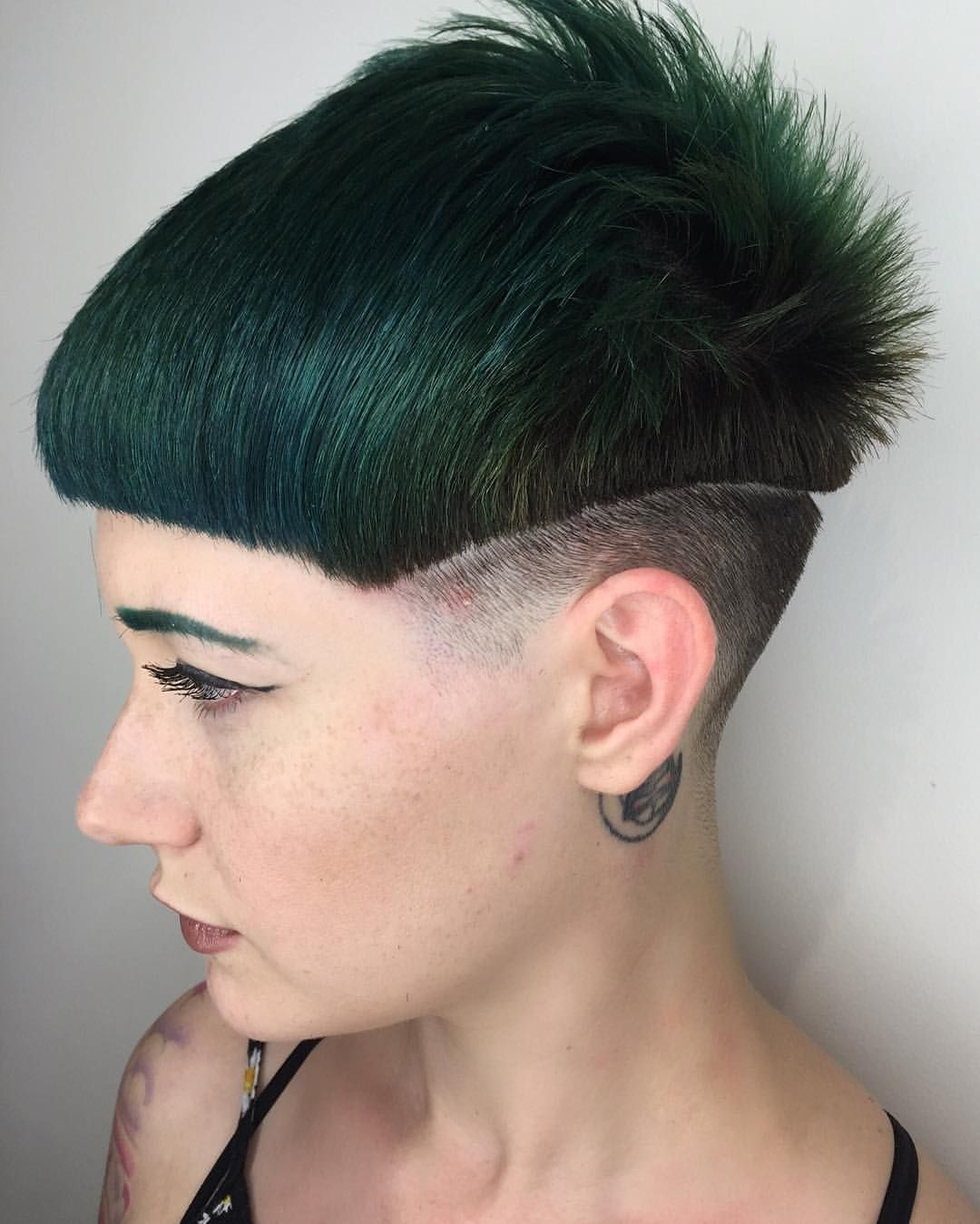 Big thanks to my boss man for my amazing new cut