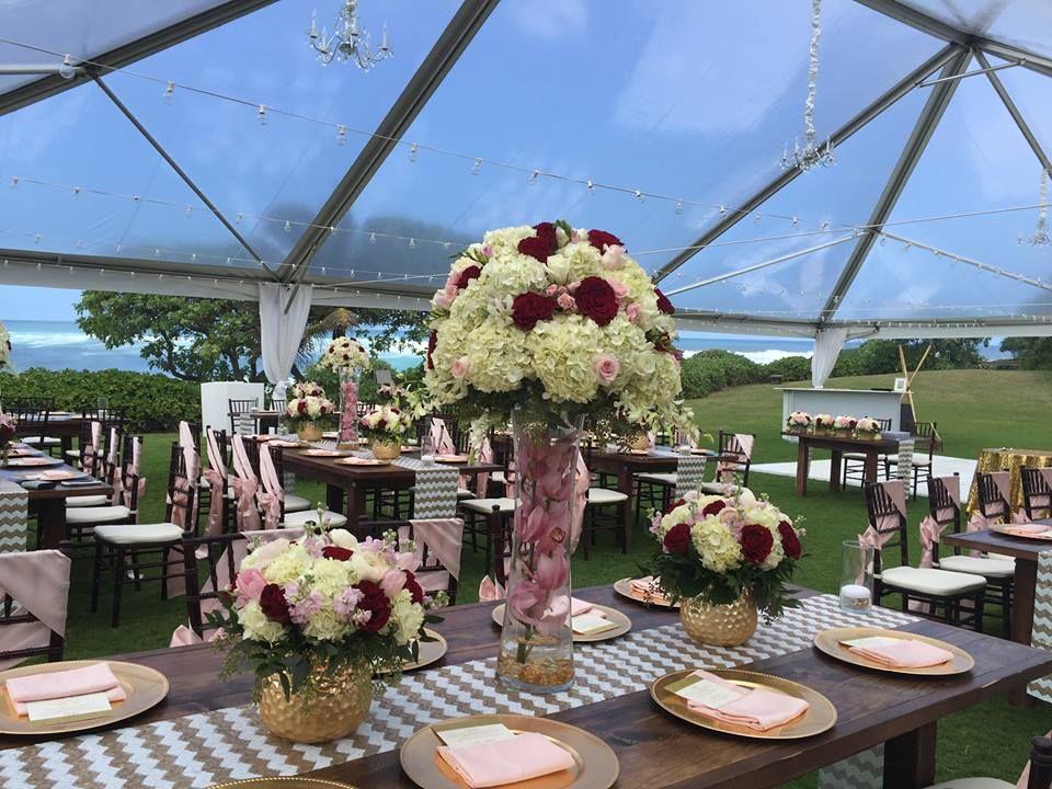 Turtle Bay Resort Jay And Jenas Wedding Reception Planner Tori Rogers Of Hawaii