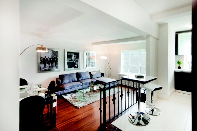 Apartment Nyc studio apartments, Simple apartment decor