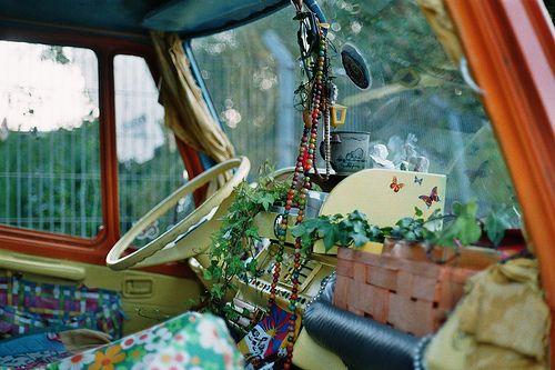 Hippie Car de verdad!