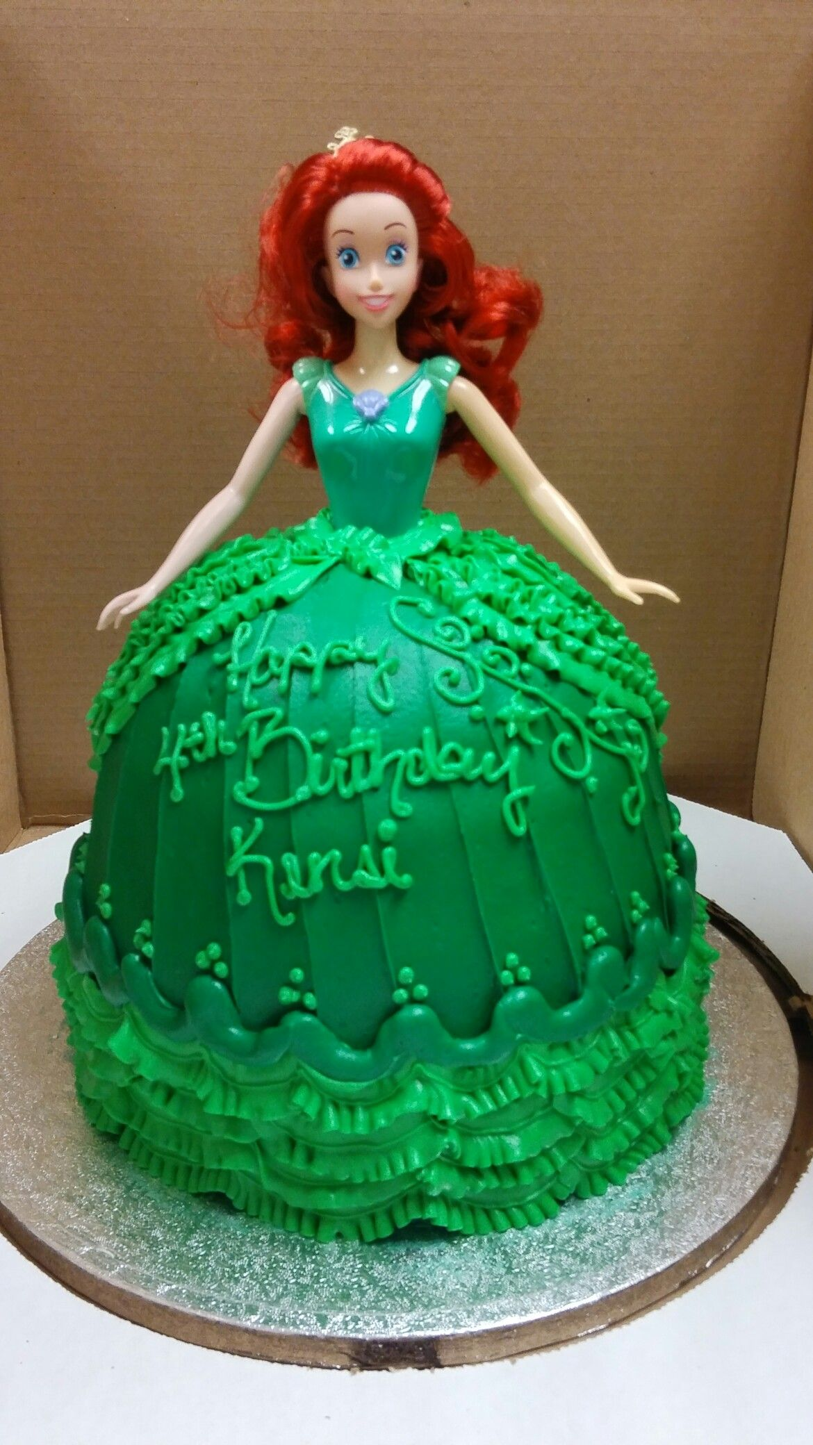 Ariel cake ariel cake cake disney princess