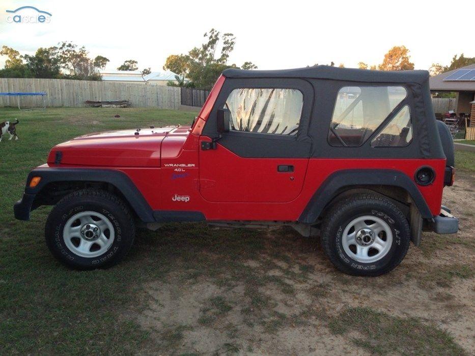 1997 Jeep Wrangler TJ Sport Jeep wrangler, 1997 jeep