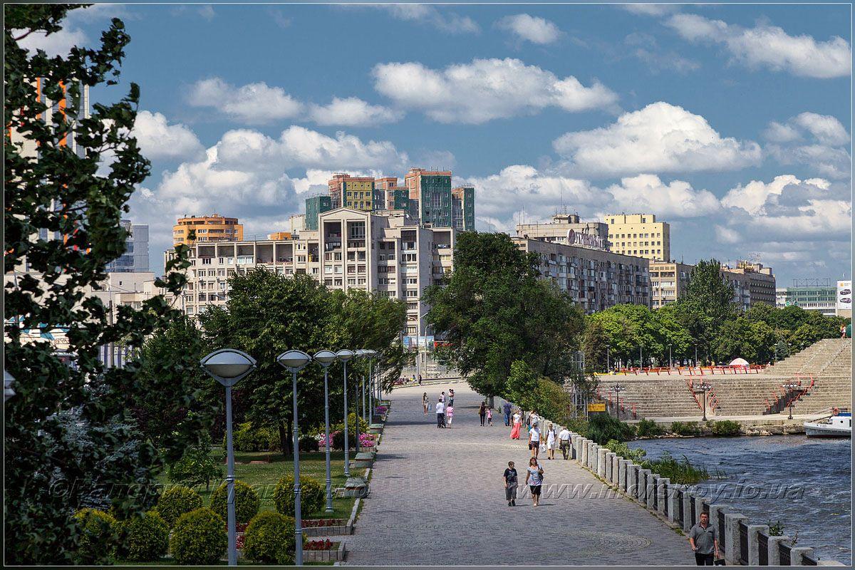 картинки днепропетровска набережная победы этой статье хочу