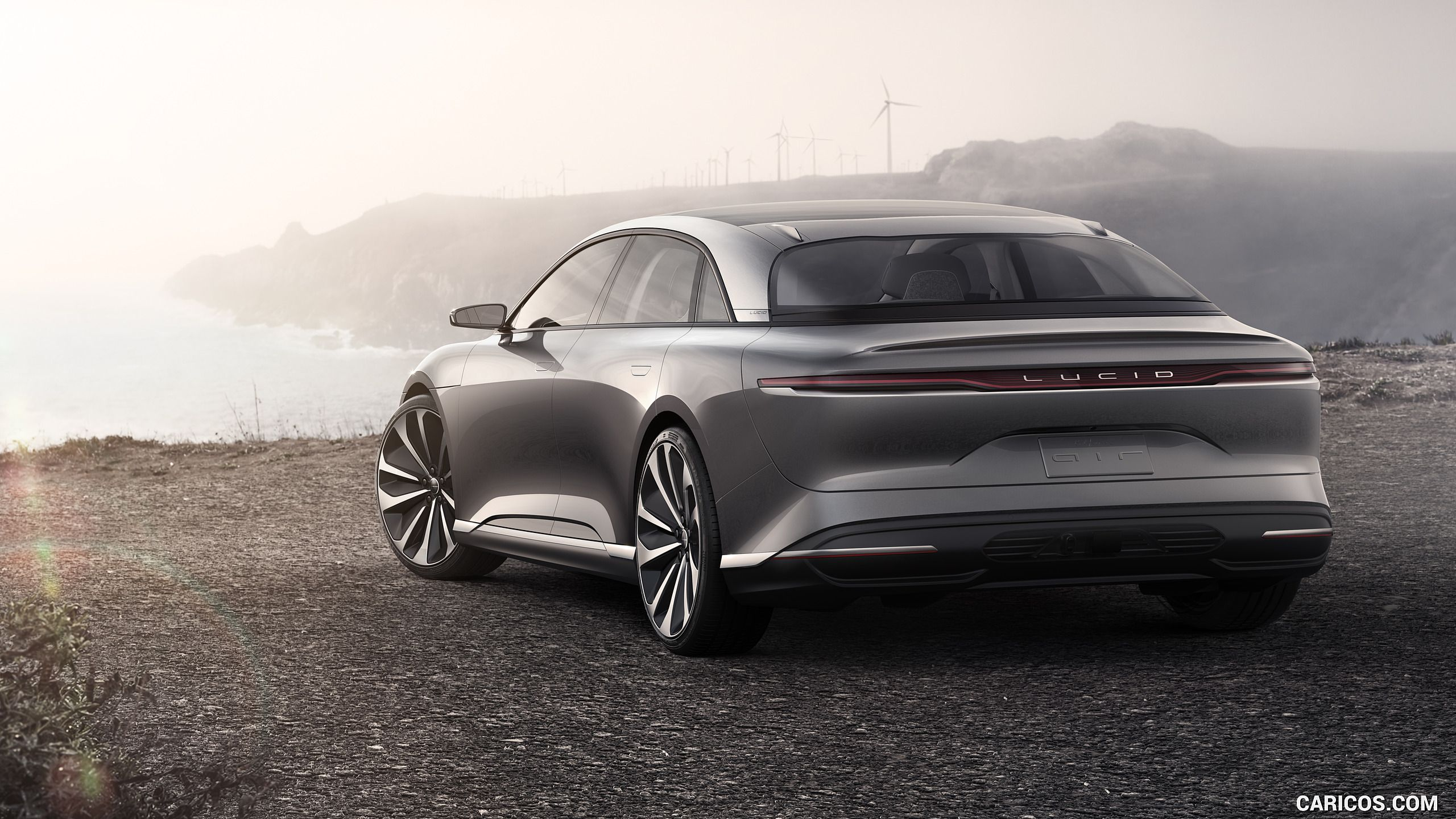 2019 Lucid Air Wallpaper Electric Cars Street Racing Cars Concept Cars