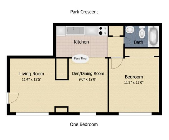 Park Crescent Apartments Near Towson Md Apts Near Towson University Floor Plans And Pricing Floor Plans Park Homes Living Room Den