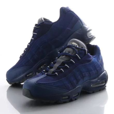 nike air max 95 essential blue grey