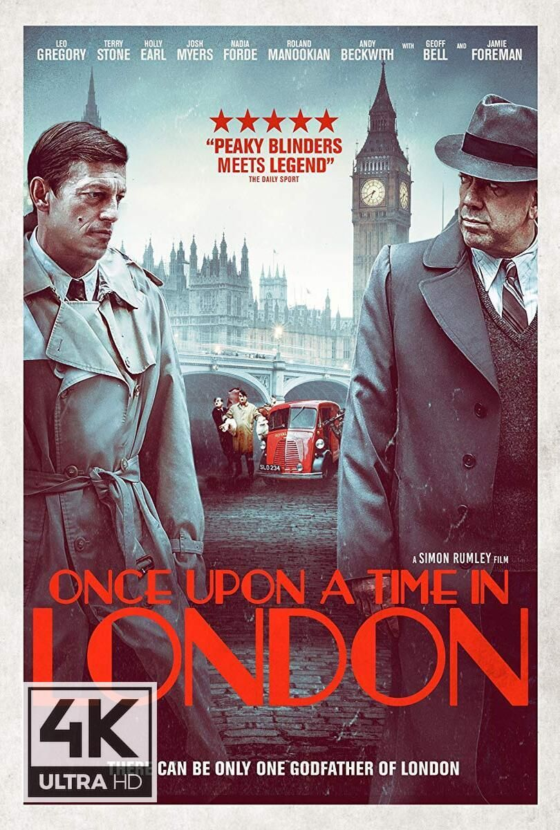 Once Upon A Time Streaming Vostfr : streaming, vostfr, Ultra, London, (2019), Watch, Download, Movies,
