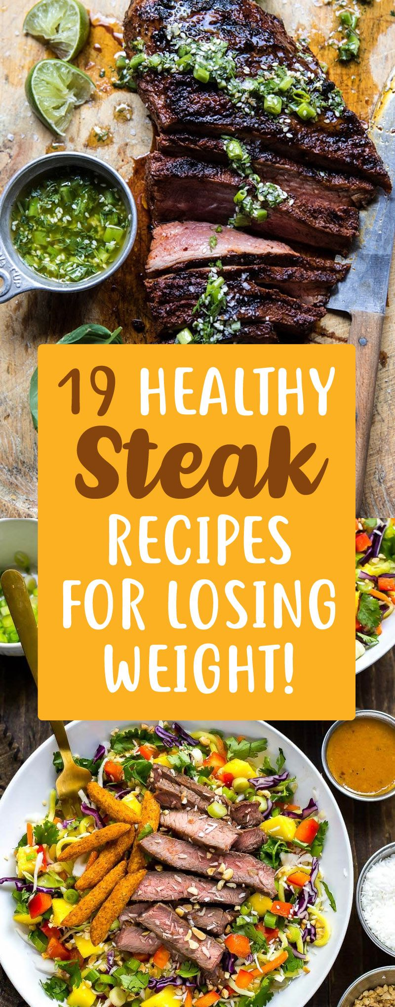 19 Weight Loss Steak Recipes That Are Packed Full Of Protein! images
