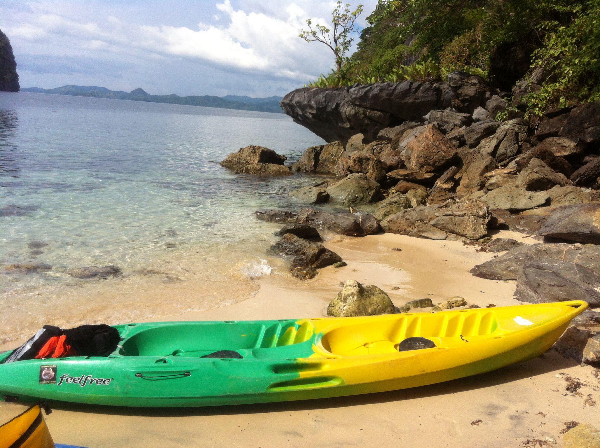 Kayaking - El Nido