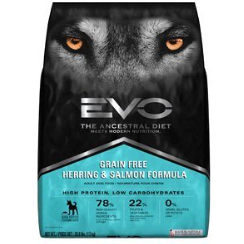 Evo Herring Food Dry Dog Food Dog Food Recipes Best Dog Food