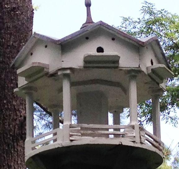 Birdhouse Village Bandstand