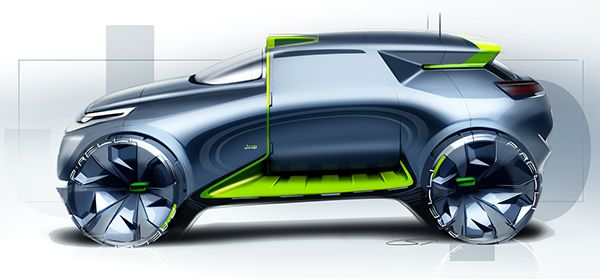 JEEP_CONCEPT on Behance