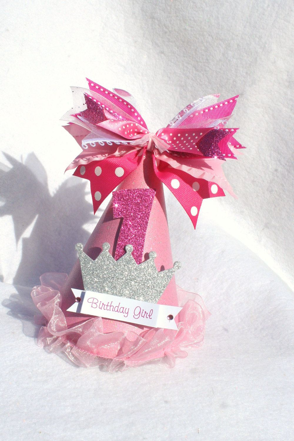 Cute idea Blairs Birthday Pinterest Pink sparkly Princess