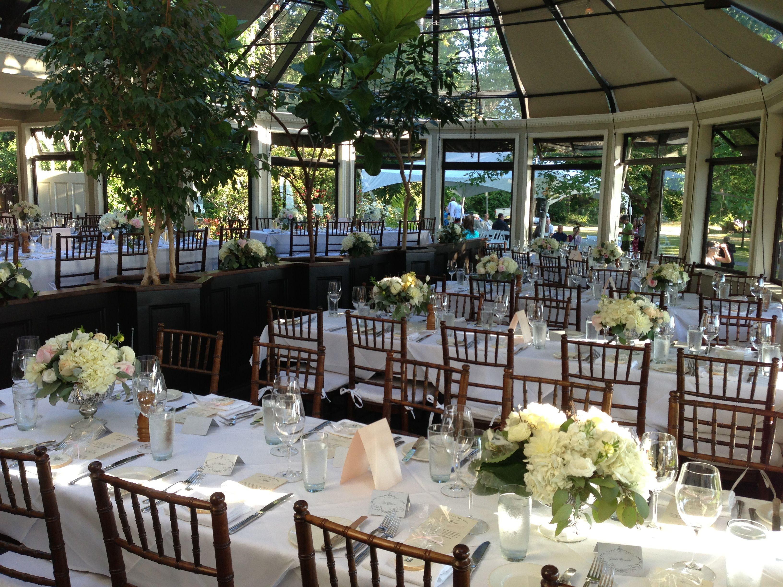 Stanley Park Teahouse Wedding
