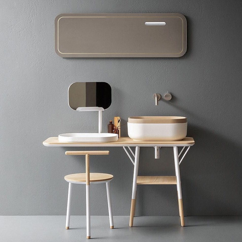 Oblon The New Line Of Bathroom Accessories and Containers By
