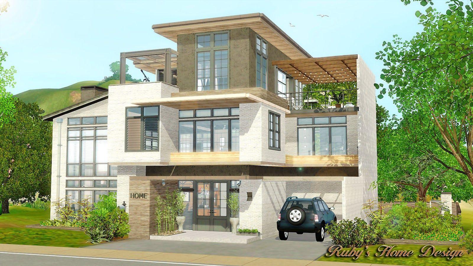 Rubyu0027s Home Design 璐比的房屋: Residential Lots 住家