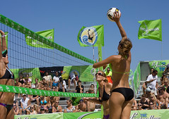 Volleyball East Coast Surfing Championship Virginia Beach Ecsc 2012 Volleyball Womens Cyclo600 Tags Woman Beach Ball 50mm Coast Virginia Championsh