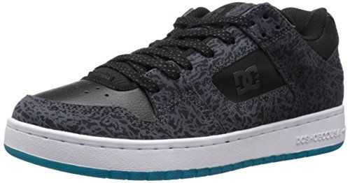 DC Men's Manteca Skate Shoe ** To view further for this item, visit the image link.