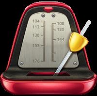 真正節拍器」幫你精準抓住節奏(iPhone, Android) | Apps 好用