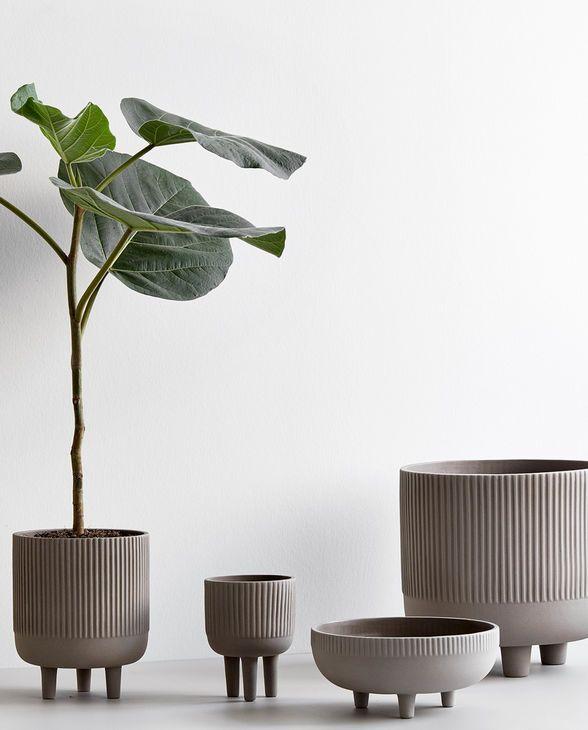 Blumentopf Bowl S von Kristina Dam Studio