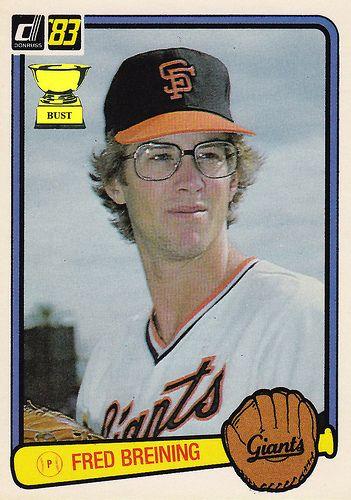 80s Big Glasses Old School Baseball Cards Baseball