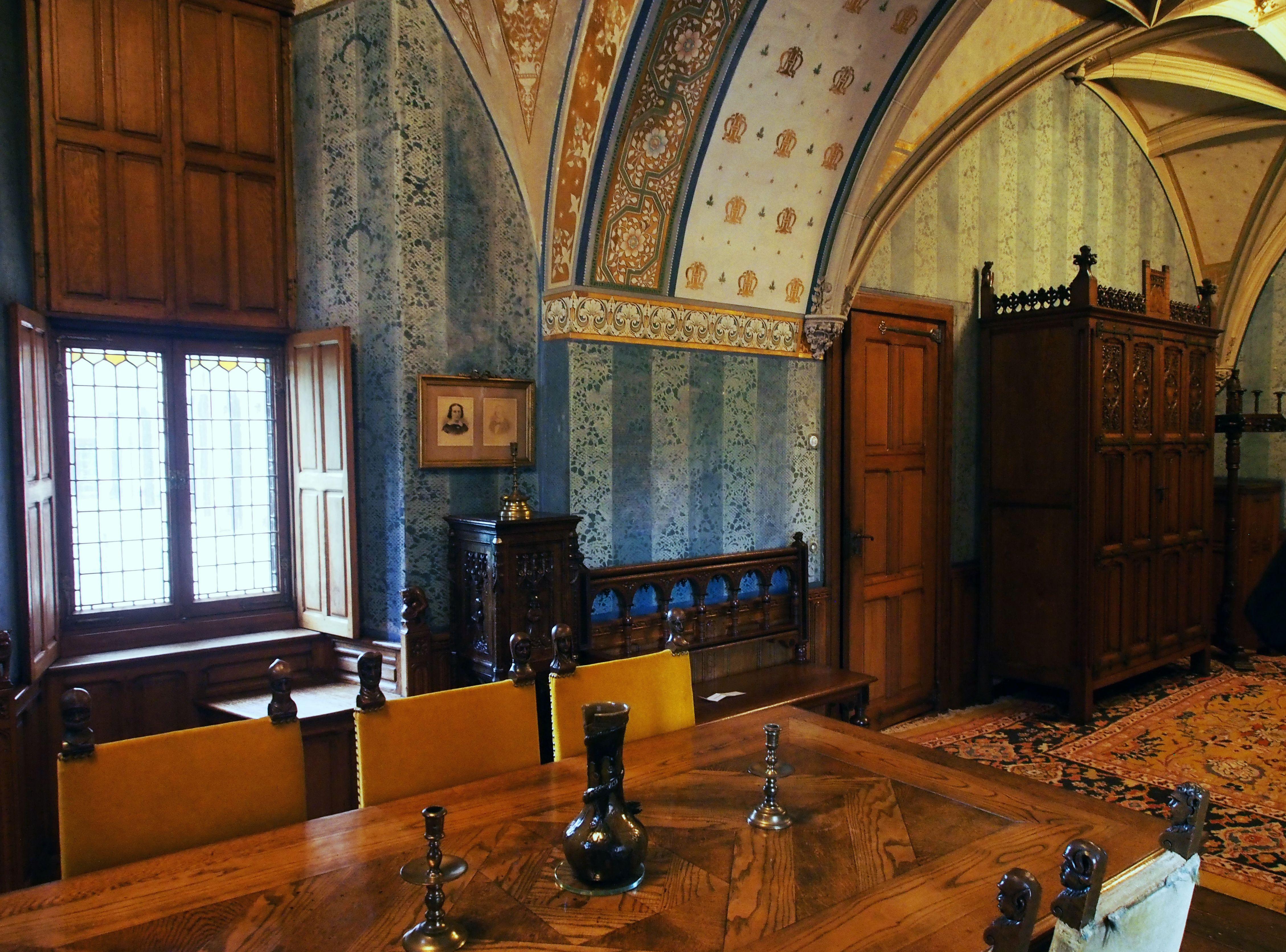 Kasteel de haar interieur utrecht castles mansions in for Interieur utrecht
