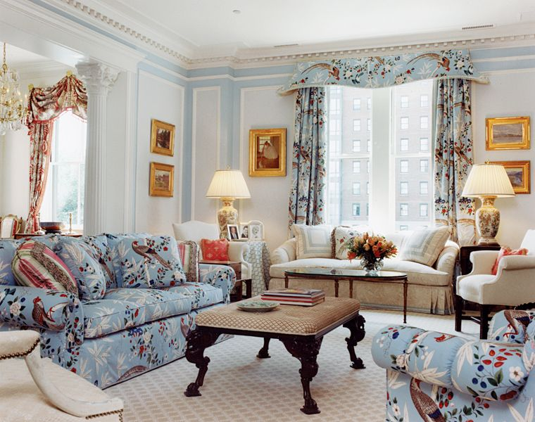 Anthony Catalfano Interiors  High End Residential And Commercial Best Living Room Boston Design Design Decoration