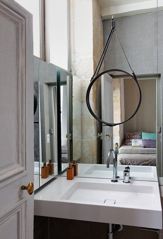 7 clever renovating ideas for a small bathroom - Small Bathroom Ideas Apartment Therapy