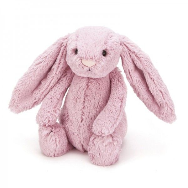 jellycat kuscheltier bashful bunny hase tulip pink rosa. Black Bedroom Furniture Sets. Home Design Ideas