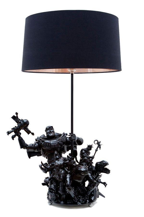 Pixar Toy Story Lamp Lamp Design Lamp I Like Lamp