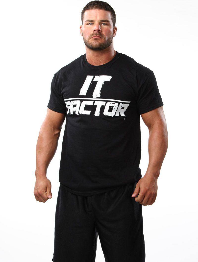 Robert Roode It Factor Shoptna Professional Wrestling Pro Wrestling Pro Wrestler