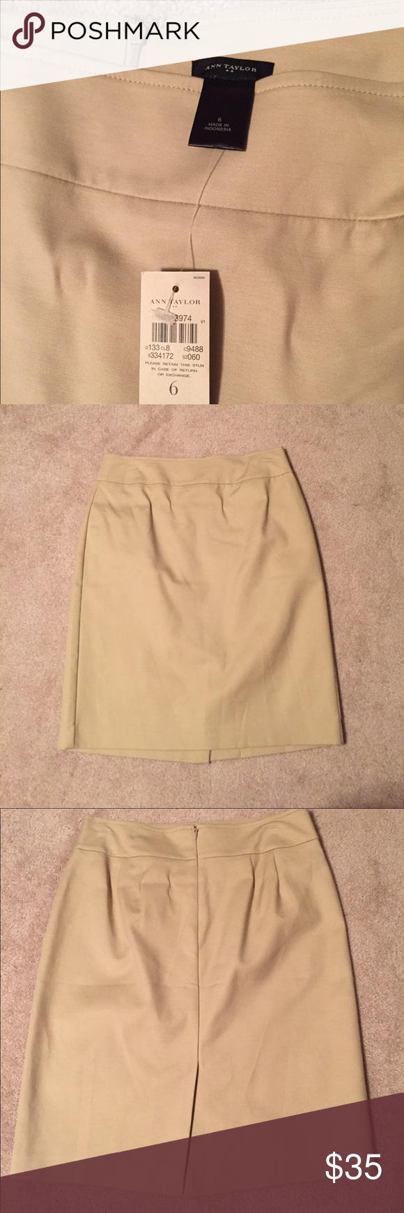 Ann Taylor Skirt NWT Size 6 Ann Taylor Skirt NWT Size 6 Ann Taylor Skirts