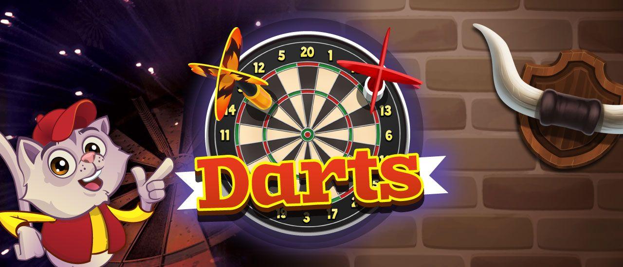 Oyunrota Adli Kullanicinin Oyunlar Panosundaki Pin Oyun Darts Archery