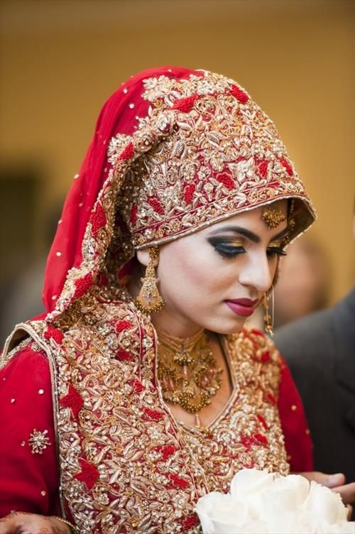 Amazing Wedding Hijab Styles For S More