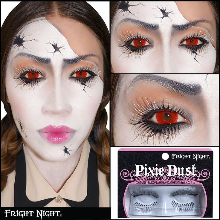 Ardell False Lashes Pixie Dust Ardell Fright Night Eyelashes Frightnight Falselashes