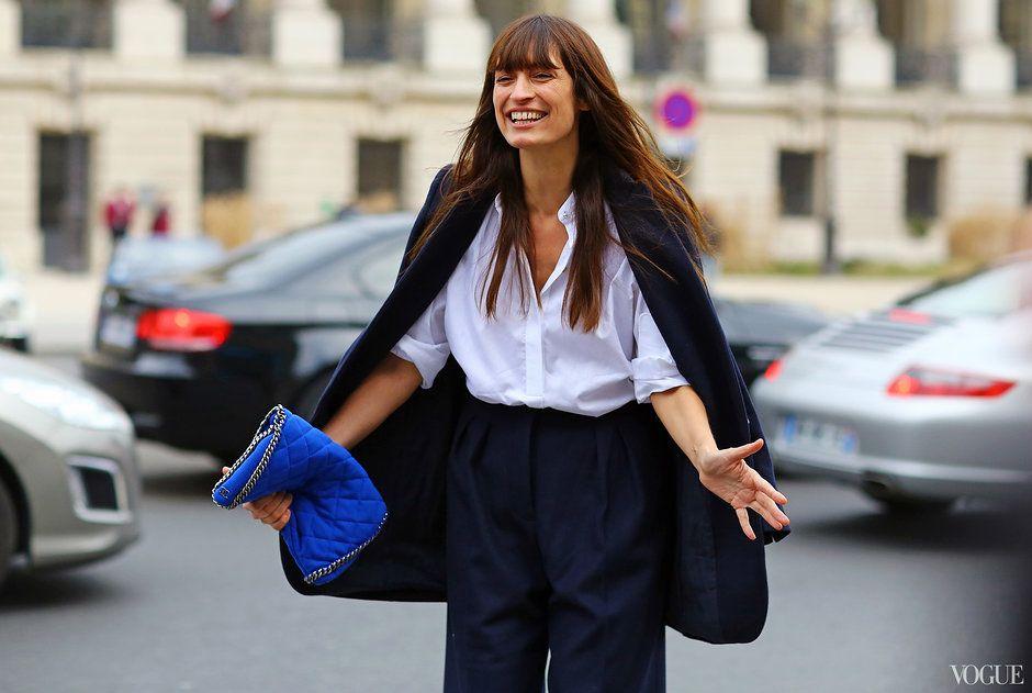 Slung Jacket – Photos – Vogue Caroline de Maigret