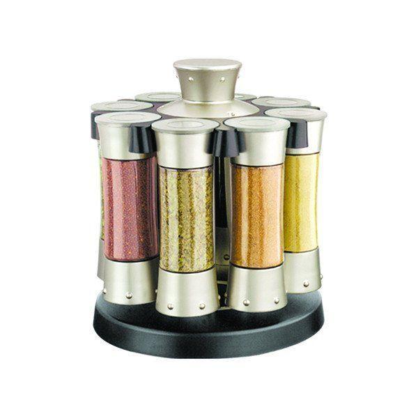 Gourmet Spice Carousel