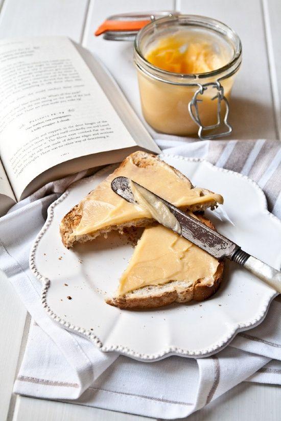I love having Lemon Curd for breakfast. I'll take this every morning................Yum!. by Celeste Vlok
