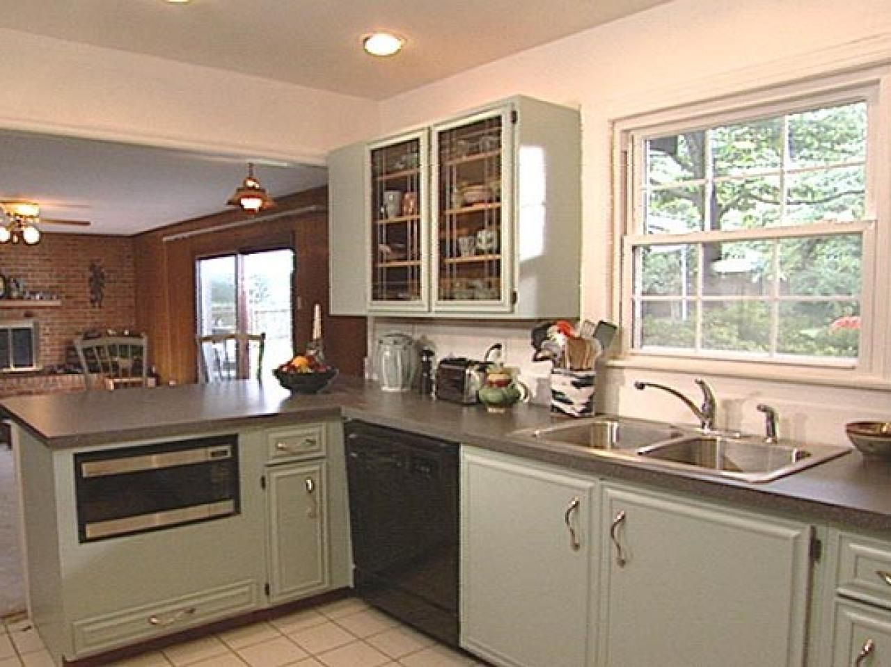 painting existing kitchen cabinets home renovation ideas