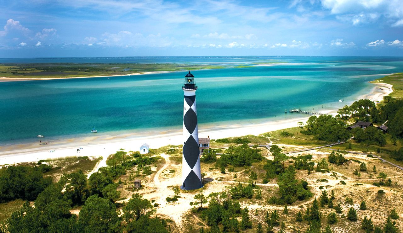 """The """"Crystal Coast"""" North Carolina's secret in the Southern Outer Banks"""