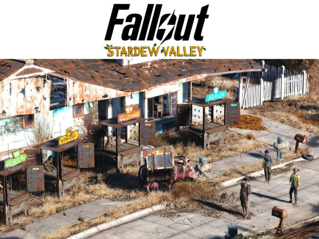 Rumors claim Fallout 76 focuses on base building survival