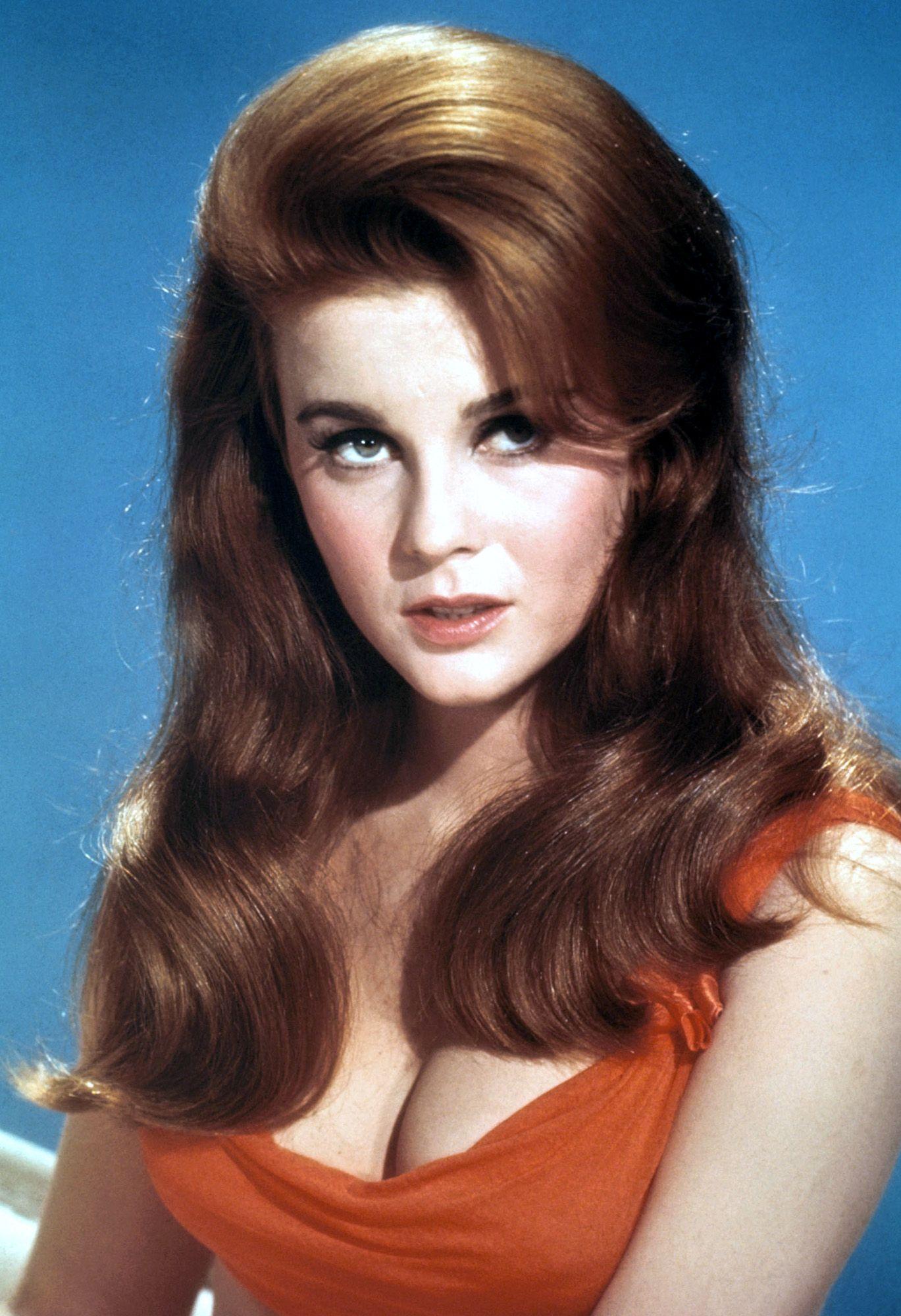 Skuespillerinde og sangerinde Ann-Margaret er en af de mest berømte-9201