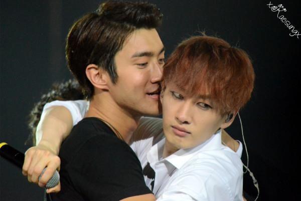 Siwon & Eunhyuk