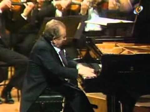 Piano Concerto #5, Beethoven, Claudio Arrau, Sir Colin Davis, LSO.