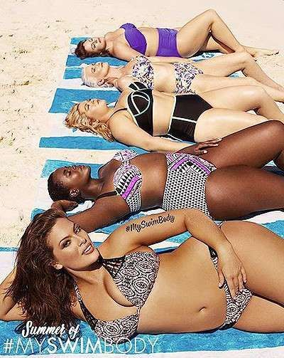 _ 1 Lingerie Beautiful Teen Curves Latex Ouverte Lingerie Ad