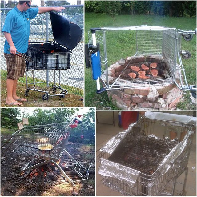 10 Weird And Unbelievable Diy Bbqs For Summer Diy Bbq Bbqs